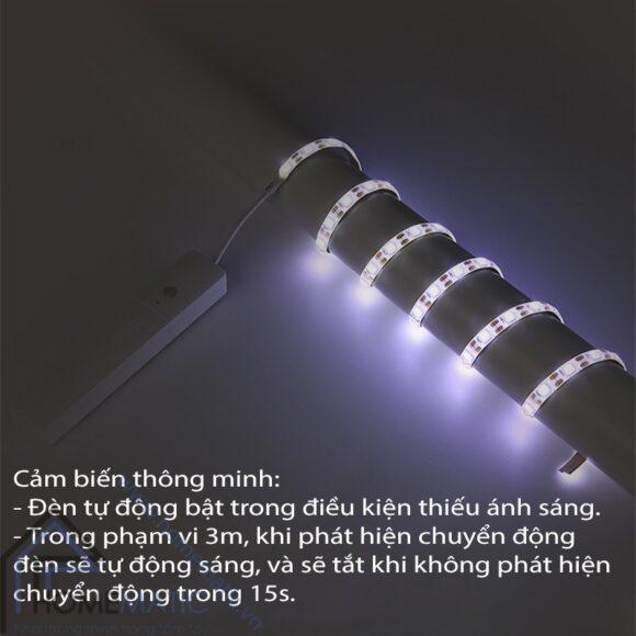 đèn LED dây cảm biến