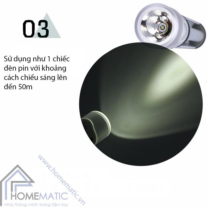 đèn pin N008