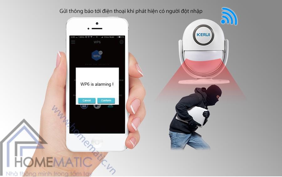 krwp6 thong bao ve app