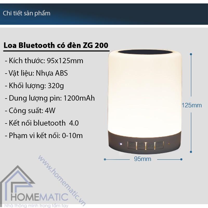 ZG 200 chi tiet san pham