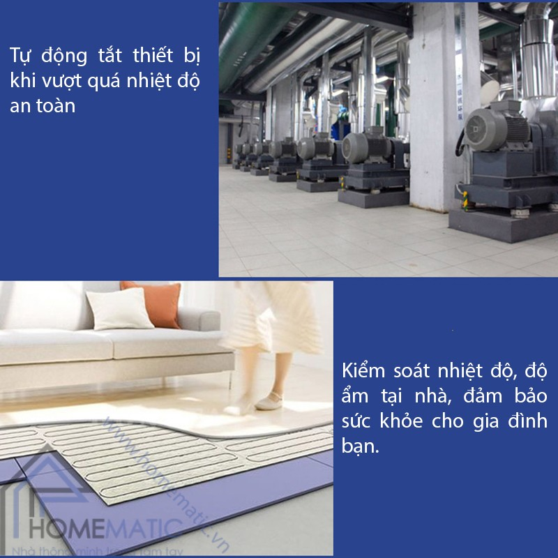 o cam 2 cong STH2 khu cong nghiẹp - gia dinh