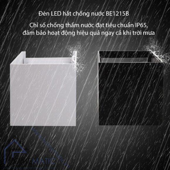 Đèn LED hắt chống nước BE1215B