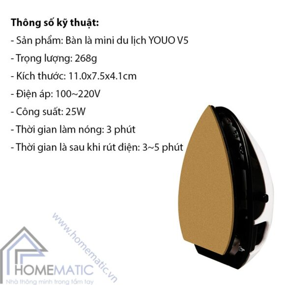 youo v5 thong so ky thuat