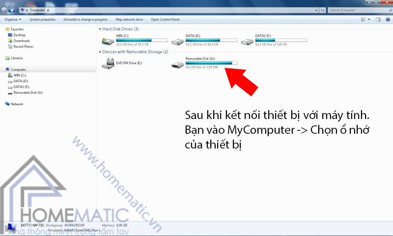 MSPIR01 huong dan copy nhac 1