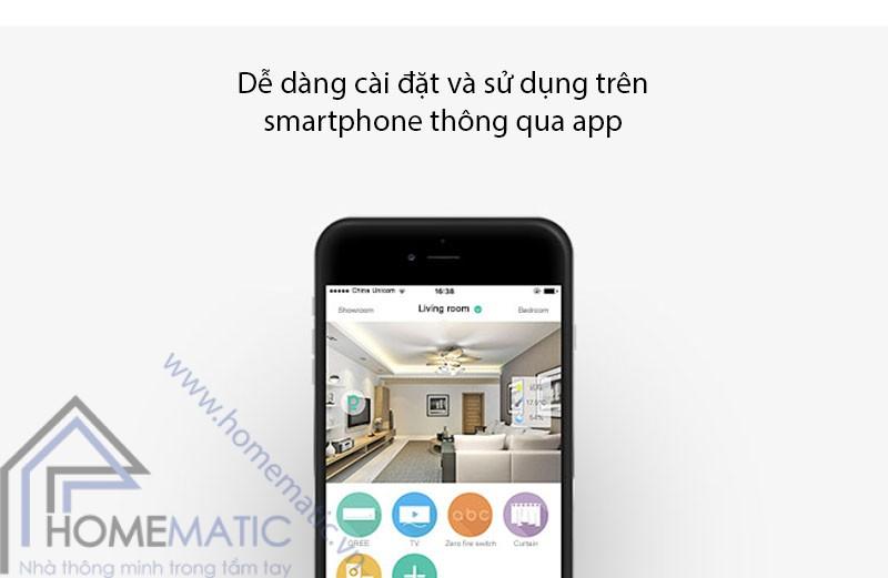 Sản phẩm cần bán: Camera giám sát thông minh Homematic.vn_camera-ip-ninh-thong-minh-geeklink-gc-36