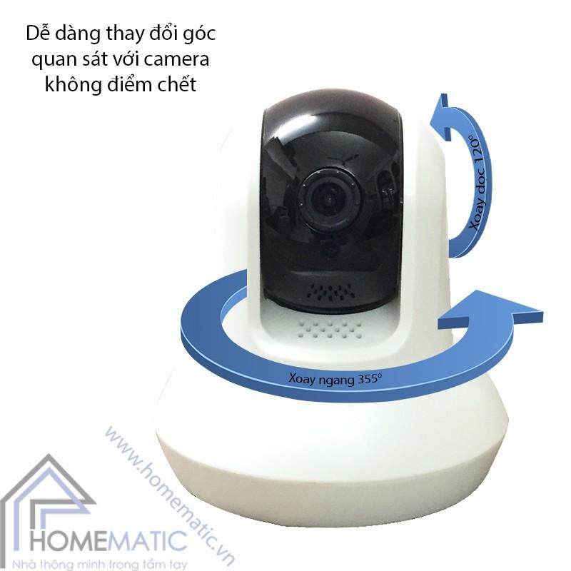 Sản phẩm cần bán: Camera giám sát thông minh Homematic.vn_camera-ip-ninh-thong-minh-geeklink-gc-37