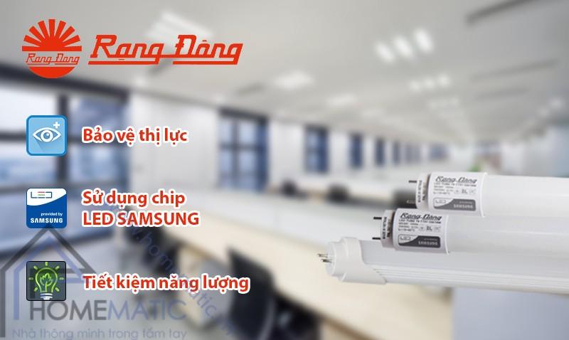 tube LED Rang Dong