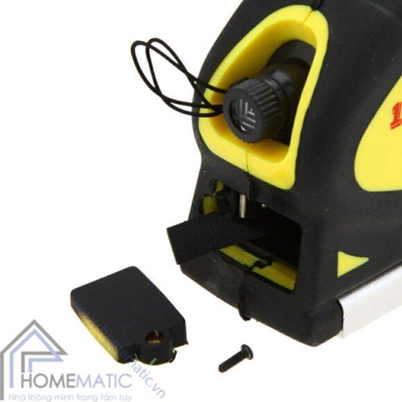 thuoc laser 2 tia nivo LV05 nap pin