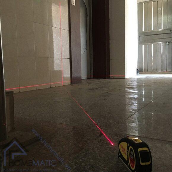 thuoc laser 2 tia nivo LV05 thuc te 1