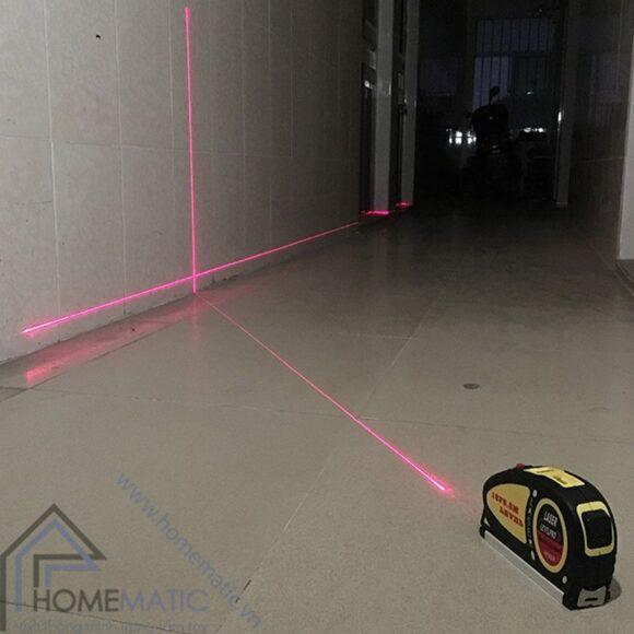 thuoc laser 2 tia nivo LV05 thuc te 2