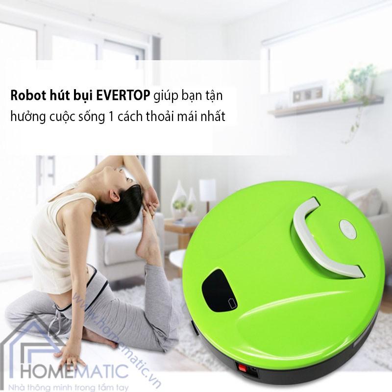 robot hut bui evertop
