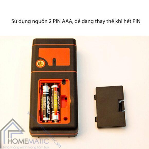 thuoc OQ40 su dung pin