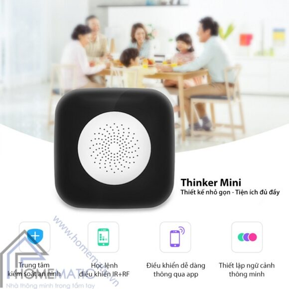 Thinker Mini dac diem noi bat