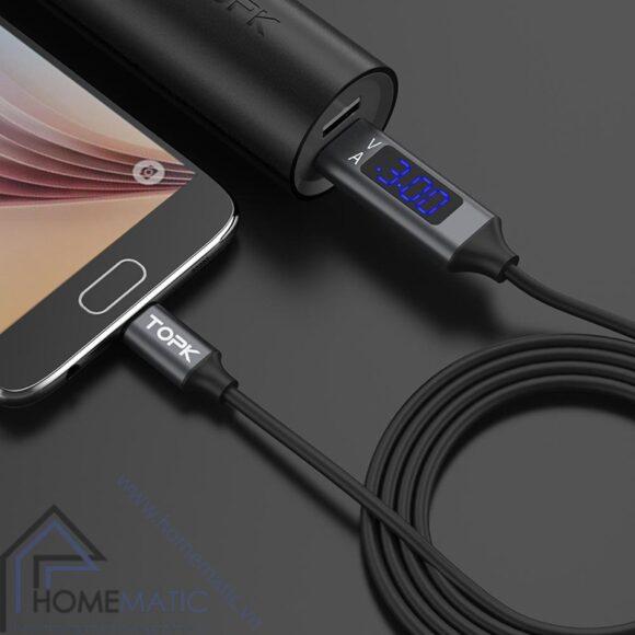 TOPK day sac micro USB