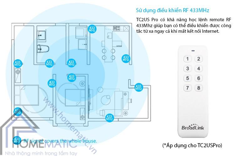 TC2PRO hoc lenh remote r26b