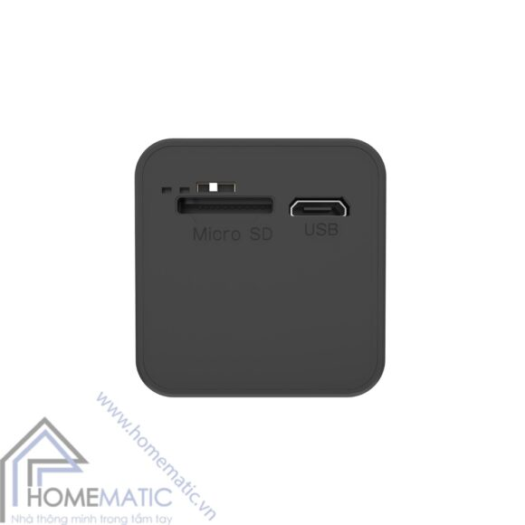 Camera wifi tuya mini HM-WJ01 mat sau
