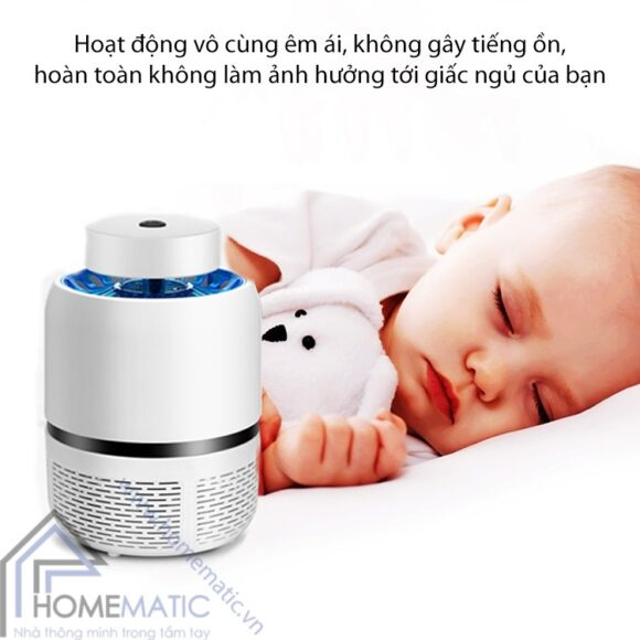den bat muoi MW-08 khong gay on