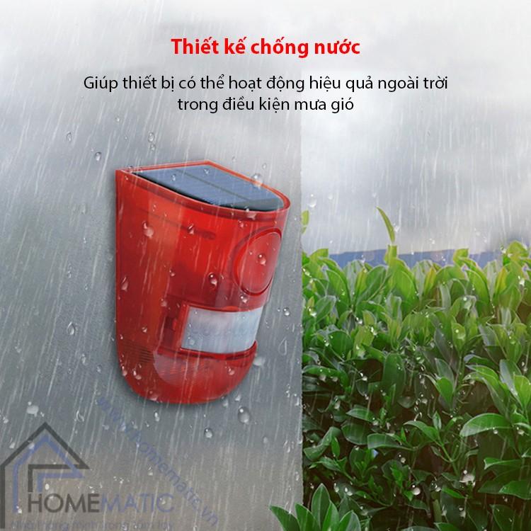 loa bao dong NLMT SO-AL 4 chong nuoc