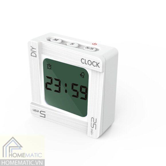 Đồng hồ đa chức năng hẹn giờ đếm ngược DIY
