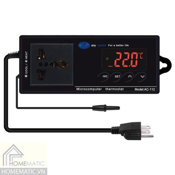 Ổ cắm cảm biến nhiệt độ chính xác AC112