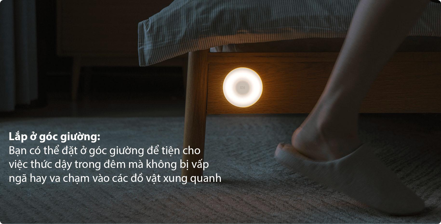 Gắn góc giường