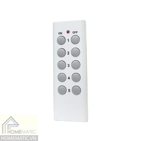 Remote điều khiển từ xa 8 nút R2.8 433Mhz